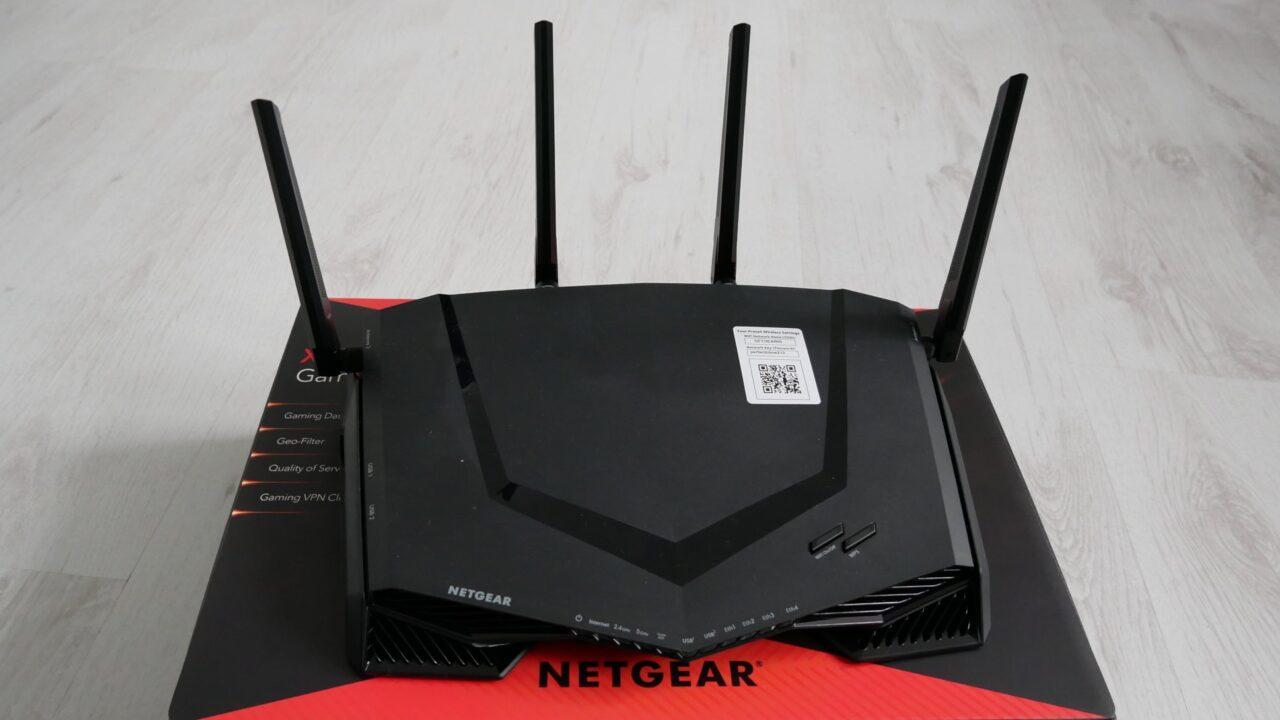 Netgear Nighthawk Pro XR500: Ein echter Gaming-Router