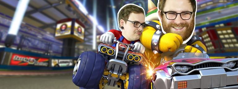 Gaming-Experte Mr. Trashpack: Das gefällt mir an der Nintendo Switch