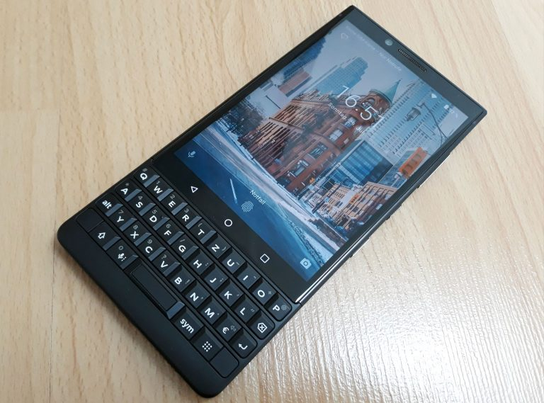Blackberry KEY 2 (Bild: Jürgen Kroder)