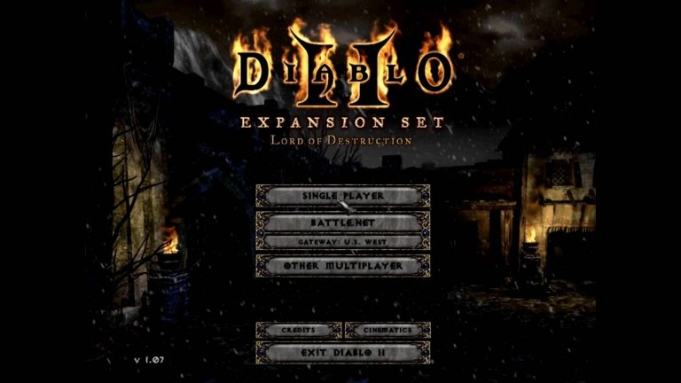 diablo2-main-menu