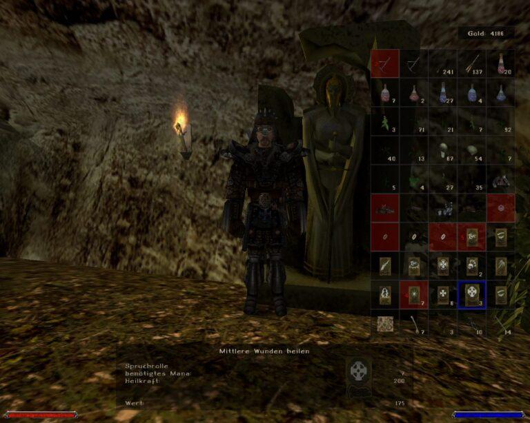 gothic-2-inventar