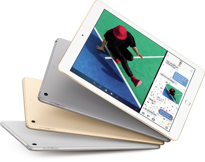 Das iPad ist einfach ein schönes Tablet. (Foto: Apple)