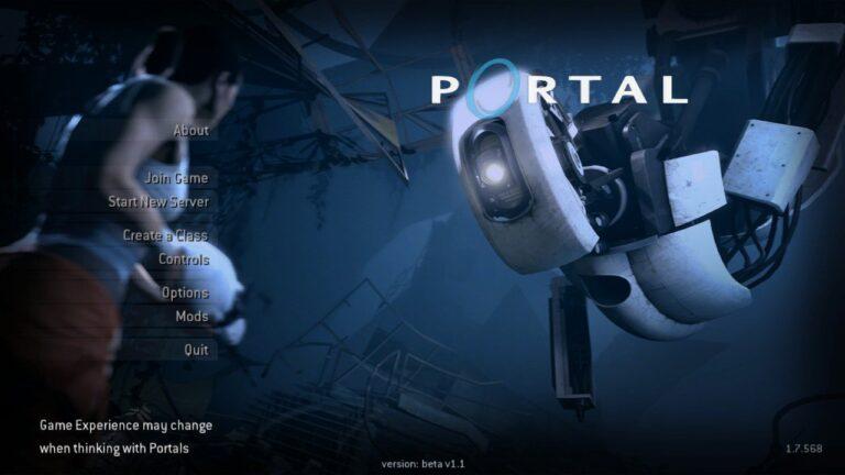 portal-main-menu