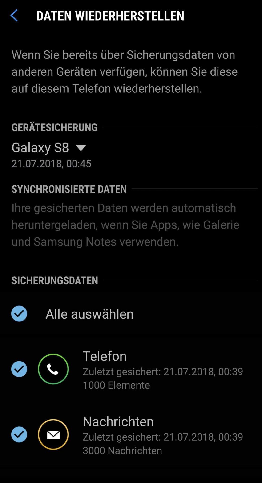 Samsung Cloud: Das bietet der kostenlose Onlinespeicher für euer ...