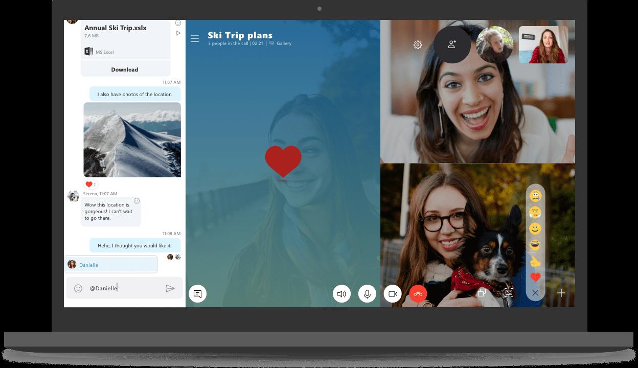 Skype 8.0: Darum solltet ihr die neueste Version downloaden