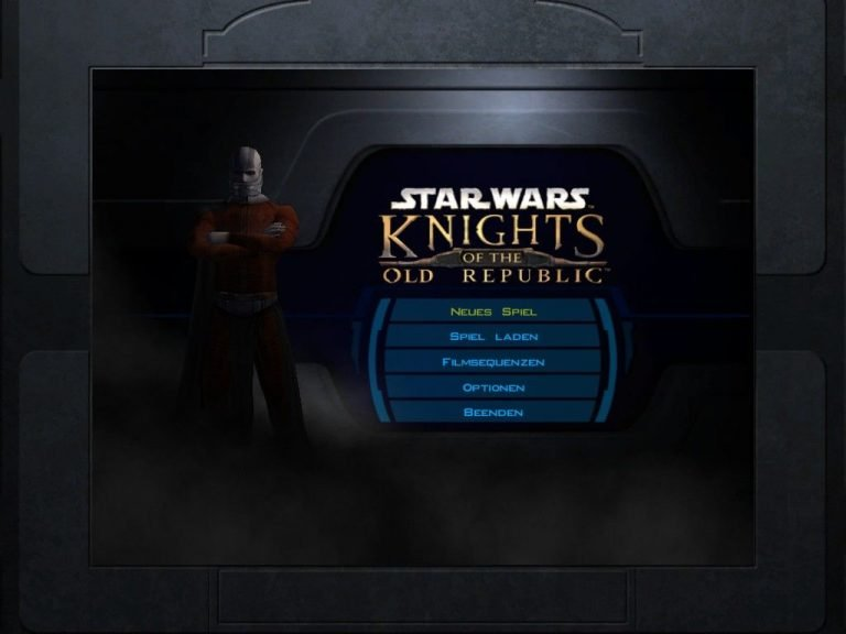 star-wars-kotor-main-menu