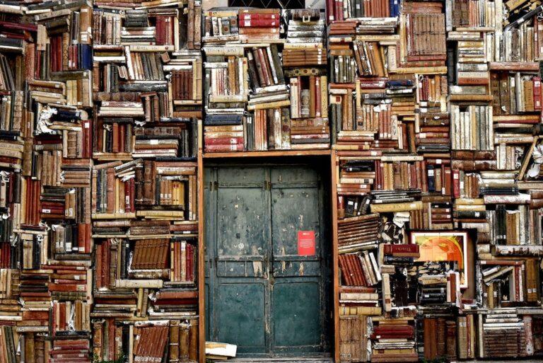 Wirklich hübscher? Ein überladenes Bücherregal. Bild: ninocare