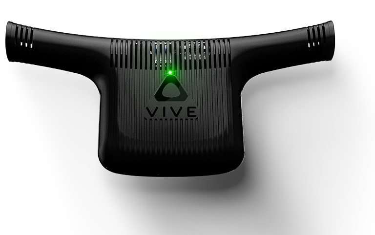 HTC Vive Kabellos-Adapter