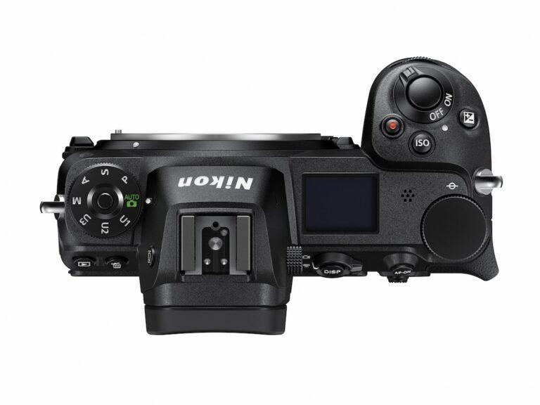 Kompaktes, fast baugleiches Gehäuse von Nikon Z6 und Z7