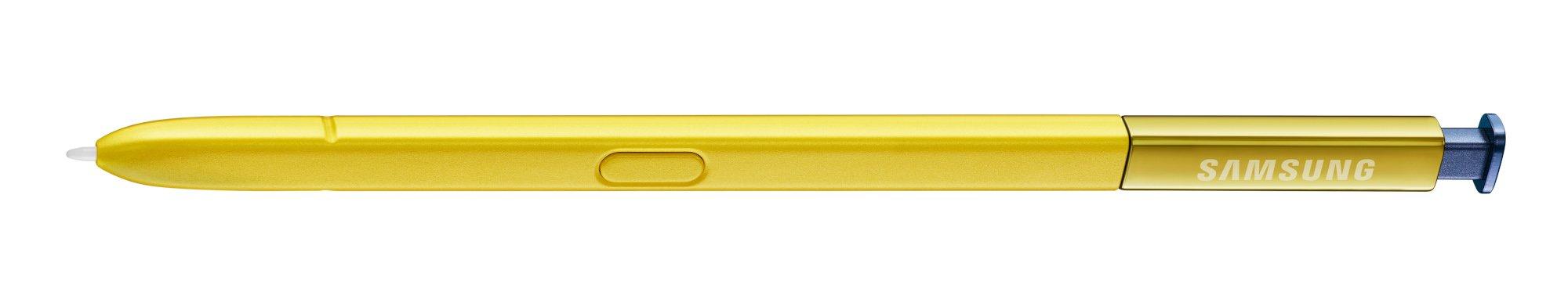 Der S-Pen des Samsung Galaxy Note 9 dient jetzt auch als Fernbedienung (Bild: Samsung)