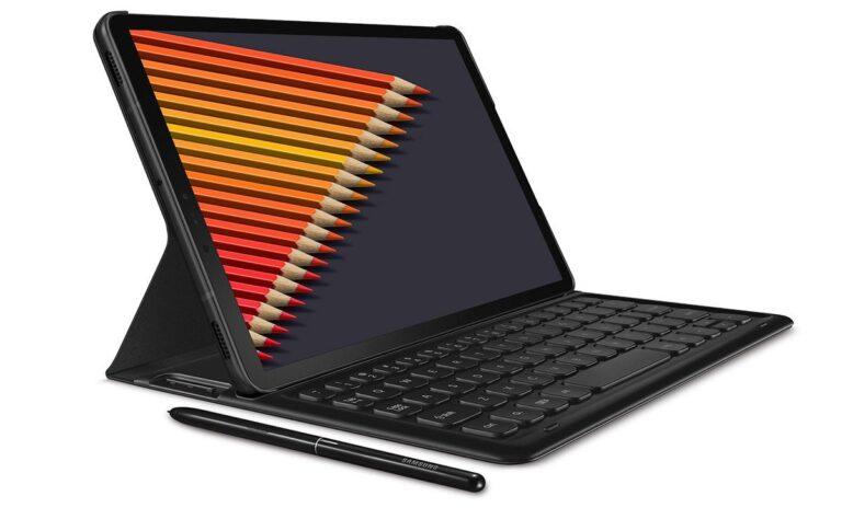 Chic ist es schon, aber auch leistungsfähig? Das Samsung Galaxy Tab S4