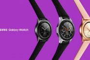Samsung Galaxy Watch (Bild: Samsung)