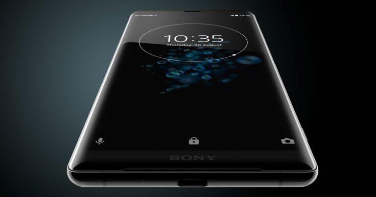 Das Sony Xperia XZ3 verfügt jetzt über einen OLED-Bildschirm (Bild: Sony)
