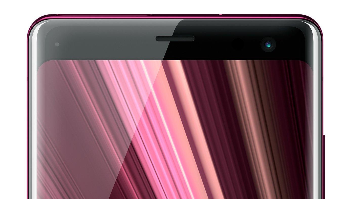 Das OLED-Display des Sony Xperia XZ3 soll ein tiefes Schwarz und satte, kontrastreiche Farben liefern (Bild: Sony)