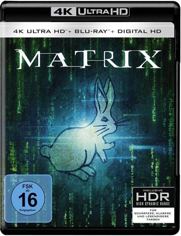 Matrix auf UHD-Blu-ray unterstützt beispielsweise Dolby Vision. (Foto: Warner Bros.)