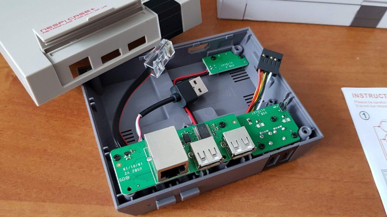 Raspberry Pi: So baute ich mir eine Retro-Spielkonsole