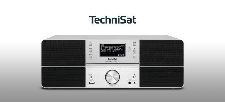 TechniSat DigitRadio 3699 IR CD: Musik aus allen Quellen