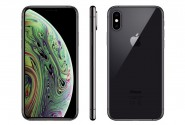 Apple iPhone XS (64GB) spacegrau