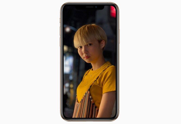 Apple iPhone XS soll bessere Bokeh-Fotos ermöglichen.