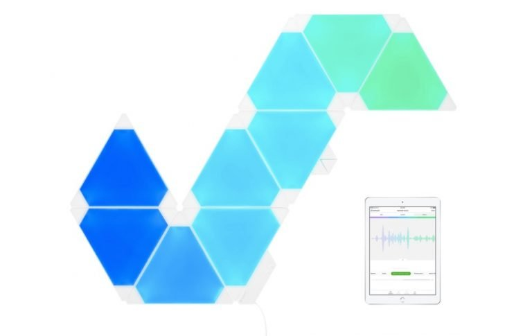 Nanoleaf Lightpanels sind mit Apple Home kompatibel