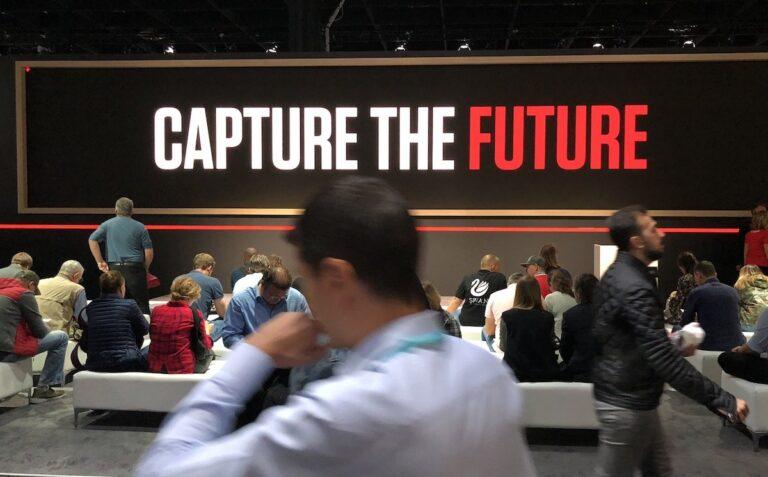 Photokina 2018 Canon Capture the Future