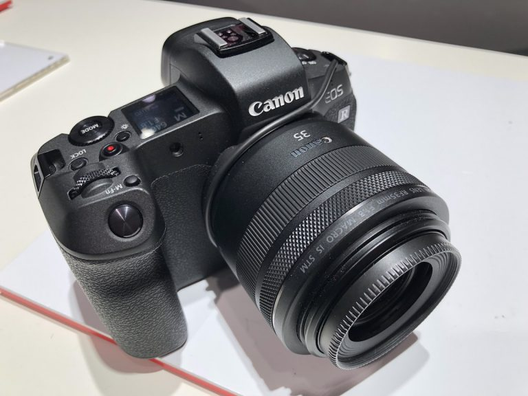 Canon EOS R: Tolle Vollformat-Systemkamera für 2.500 Euro plus Objektiv