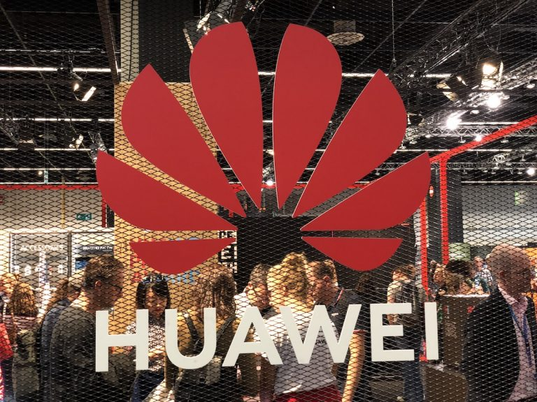 Smartphone-Hersteller Huawei: Ebenfalls mit einem (kleinen) Stand auf der Photokina vertreten.