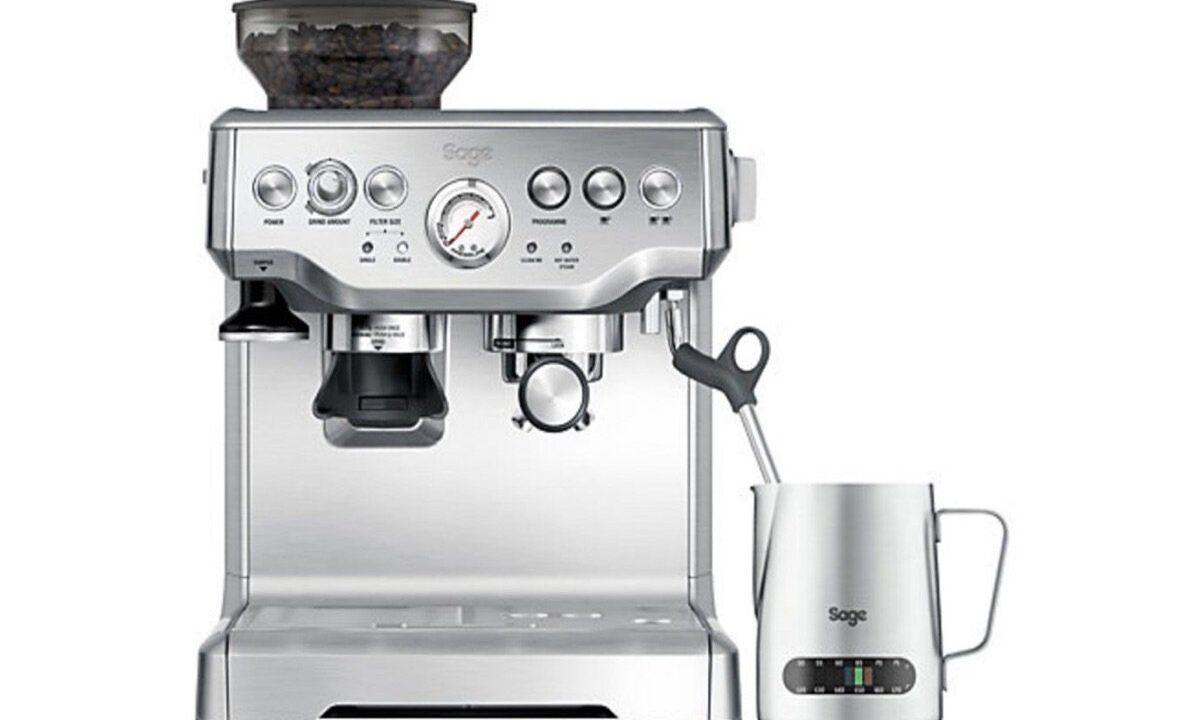 Sage the Barista Express: Die Alles-in-einem-Espressomaschine