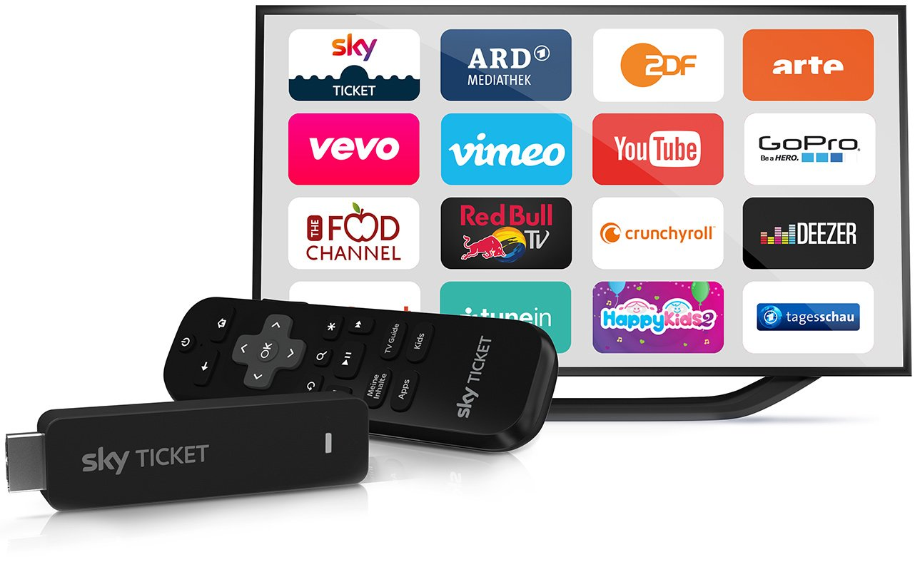 Sky Ticket Fire Tv