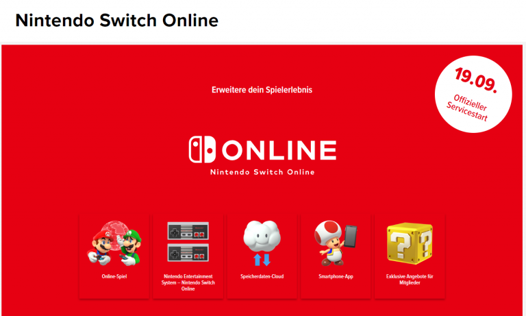 Switch-online