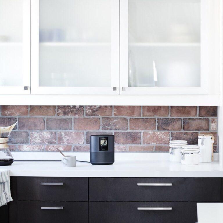 Das ist der Bose Home Speaker 500. Alexa kaufen mit separater Hardware? Nicht nötig! (Foto: Bose)
