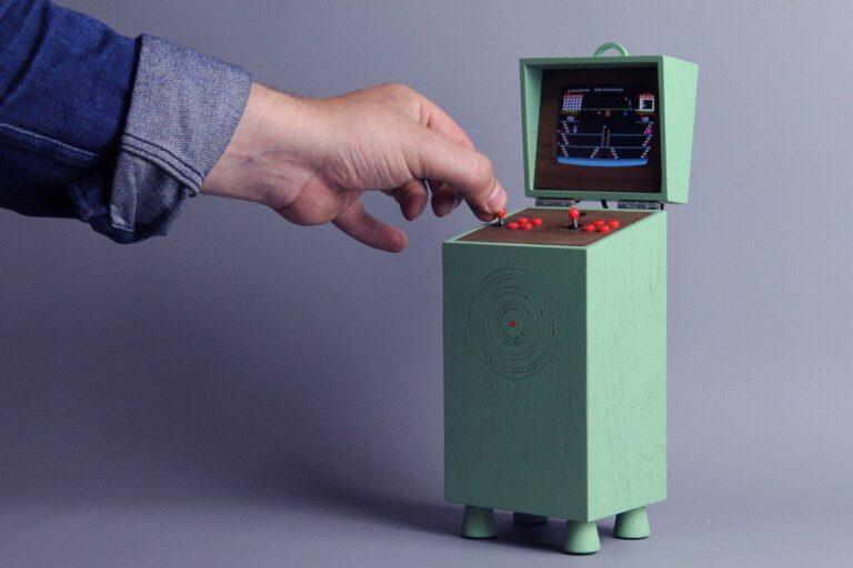 Das Pixelkabinett 42 Mini. (Foto: Love Hultén)