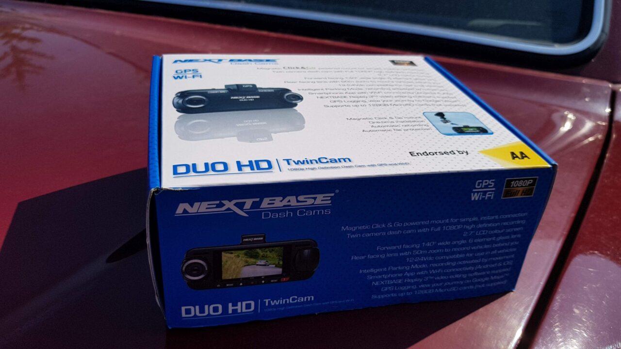 Nextbase: Dashcam 112 Go und Duo HD im Test