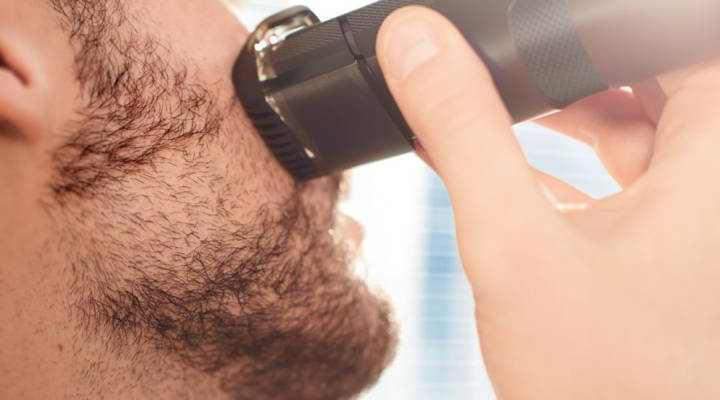 Hier im Bild: Der Philips Beard Trimmer Series 5000. (Foto: Philips)