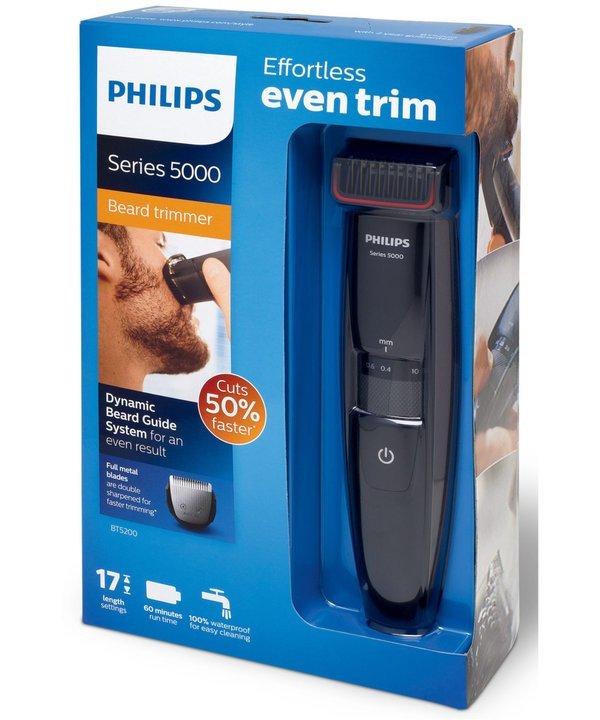 Der Bartschneider von Philips. (Foto: Philips)