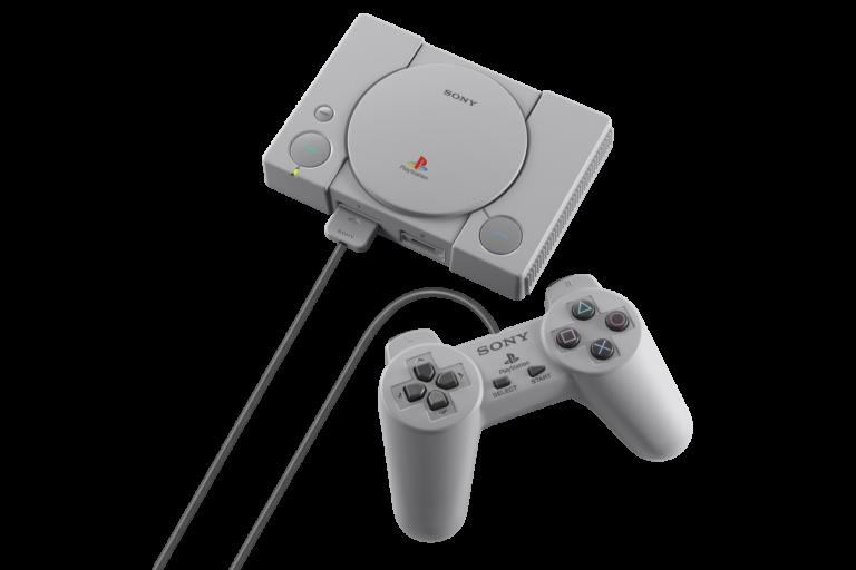 Ein Original? Nein, die Classic-Kopie der PlayStation. (Foto: Sony)