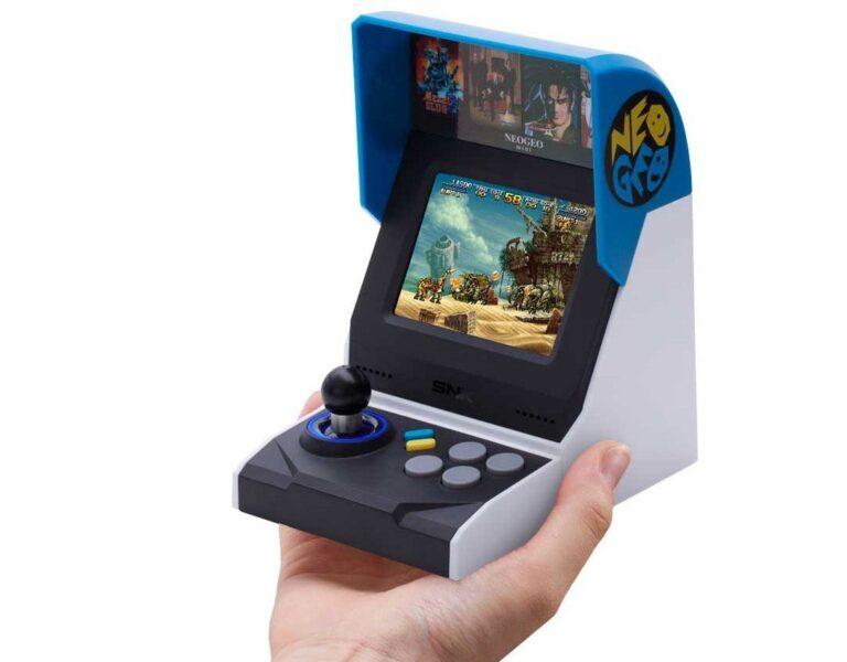 Hübsch, dieser Neo-Geo-Automat. (Foto: SNK)