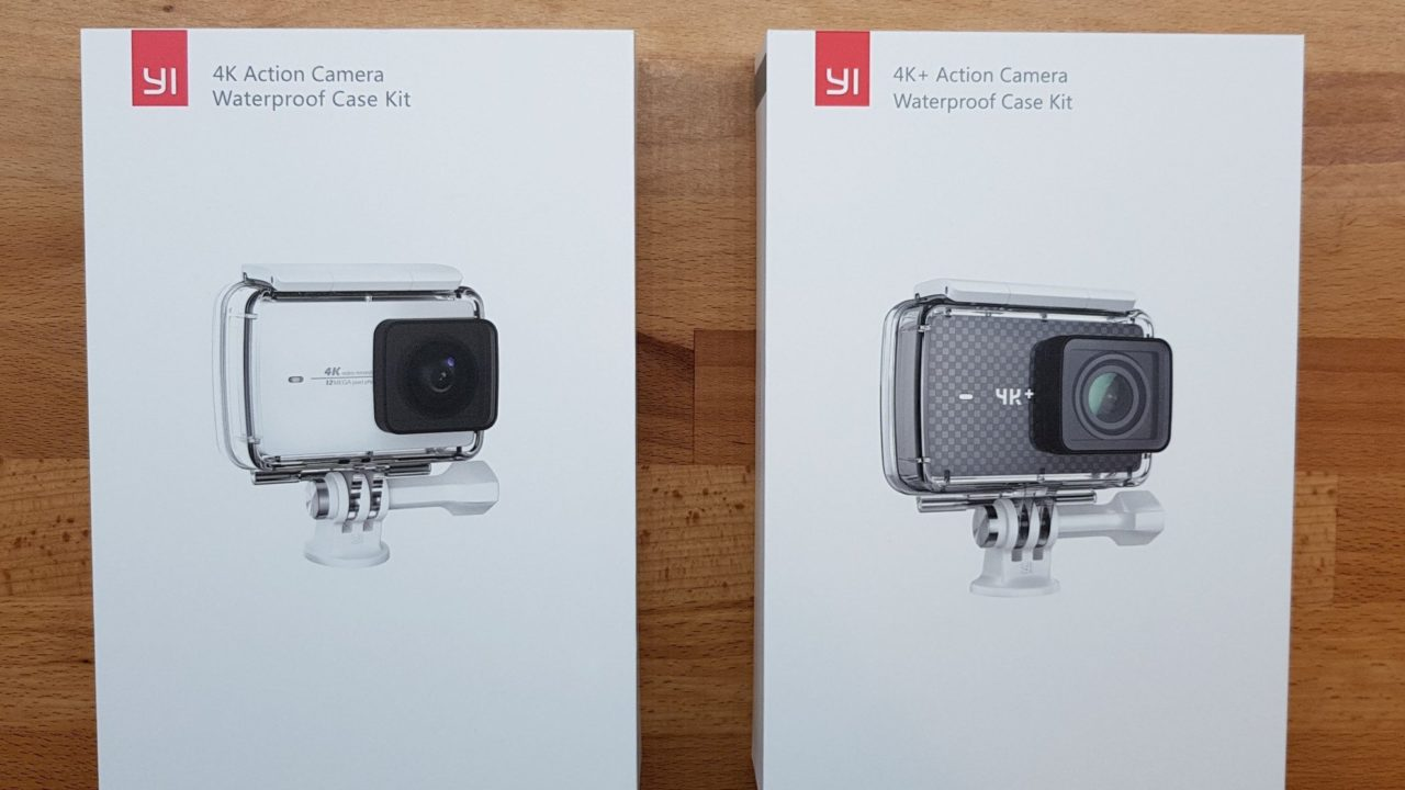 Günstig und gut? Yi 4K Action Camera & Yi 4K+ Action Camera im Test