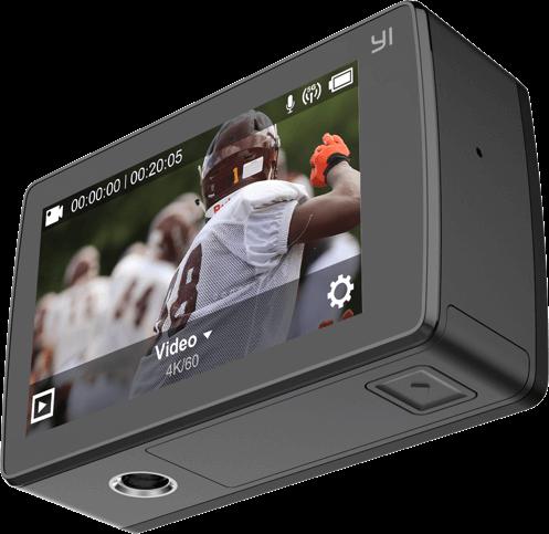 Die 4K+ Actioncam hat technisch einiges auf dem Kasten. (Foto: Yi Technology)