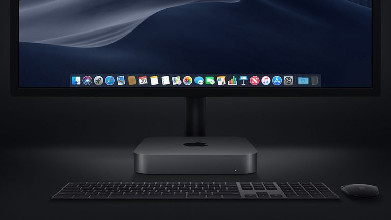 Apple Mac Mini 2018 mit macOS Mojave