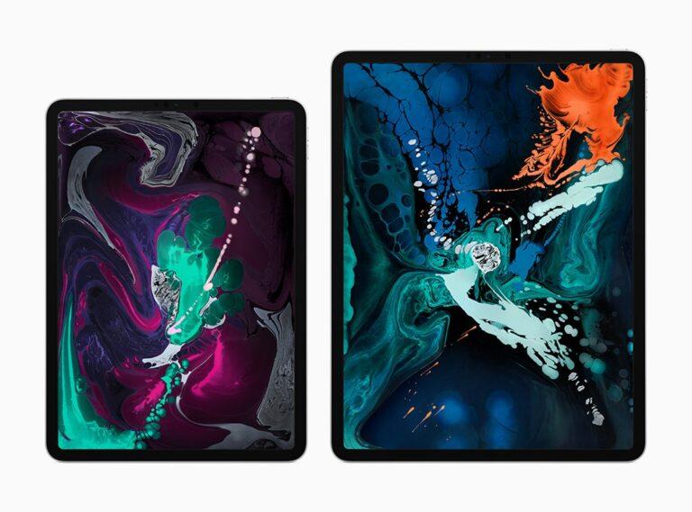 In 11 oder 12,9 Zoll: das neue iPad Pro (2018)