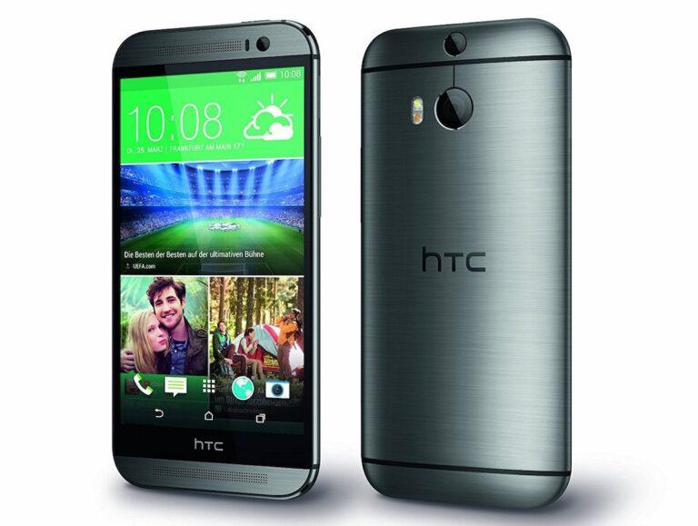 HTC One M8: Erstes Smartphone mit einer Dualkamera