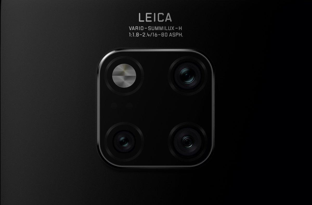 Kamera im Mate 20 Pro