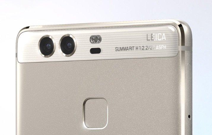 Dualkamera im Huawei P9