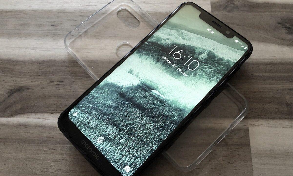 Motorola One im Test: Überraschender Hingucker
