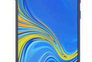 Samsung Galaxy A9 (2018) Smartphone lemonade blue