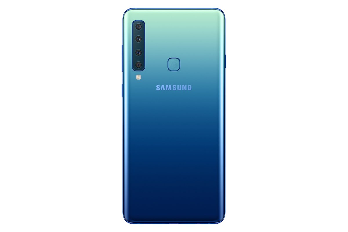 Samsung Galaxy A9: Vier Kameras als Heilsbringer?