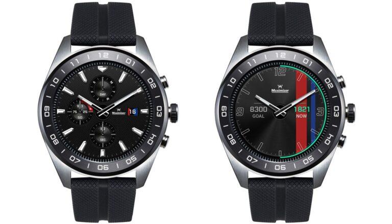 Ob Smartwatches wie die LG Watch W7 bald auch Alexa beherrschen? (Foto: LG)