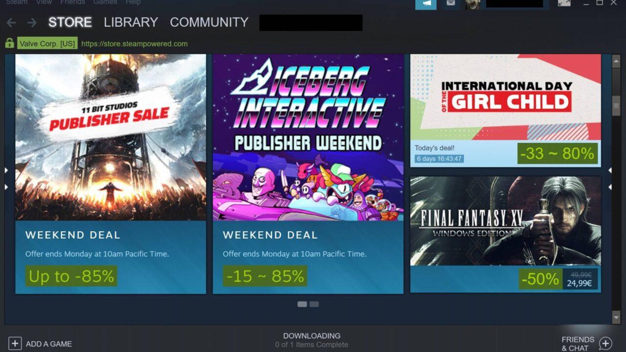 Wo bekomme ich meine PC-Spiele her? Steam & Co. in der Übersicht