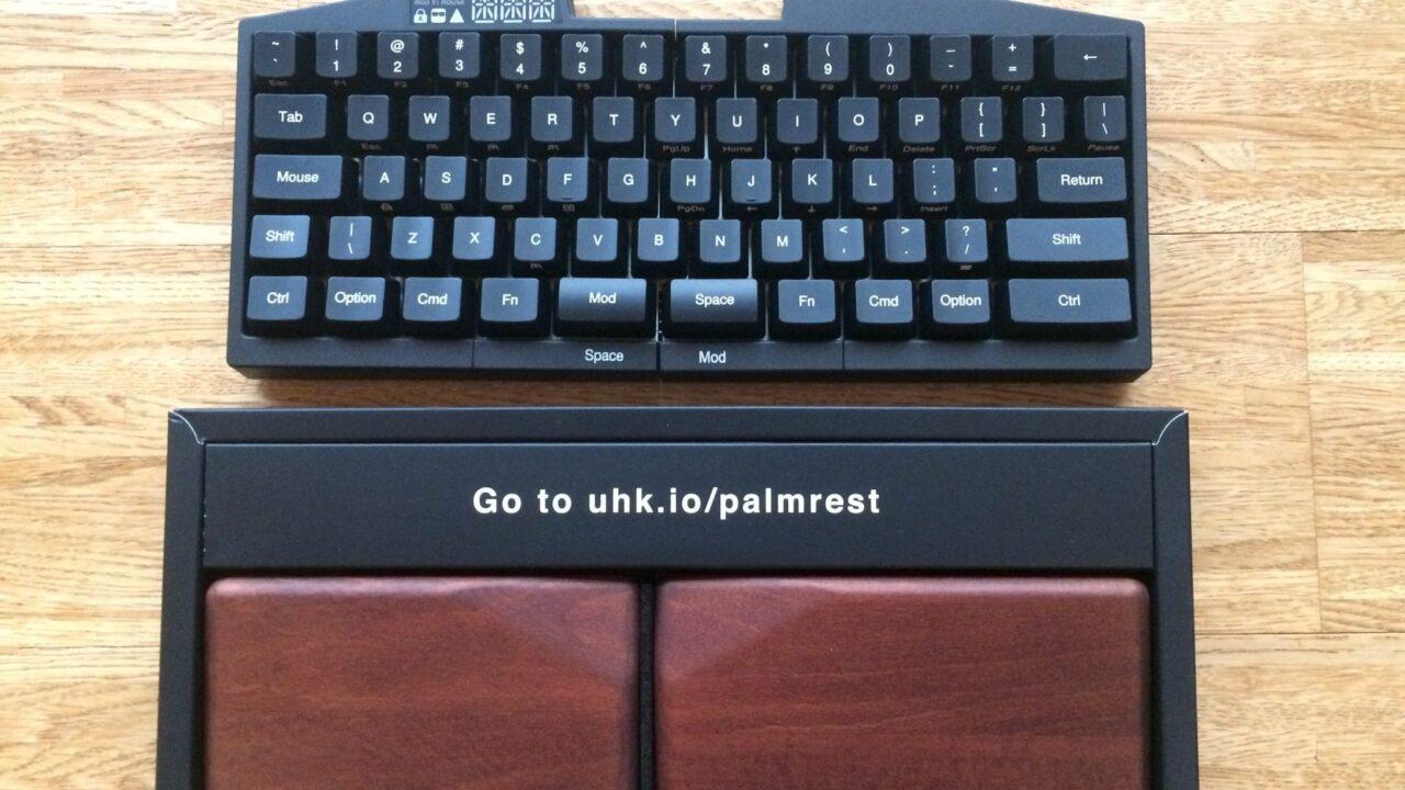 Ultimate Hacking Keyboard ausprobiert: Frei, offen und mit Klick